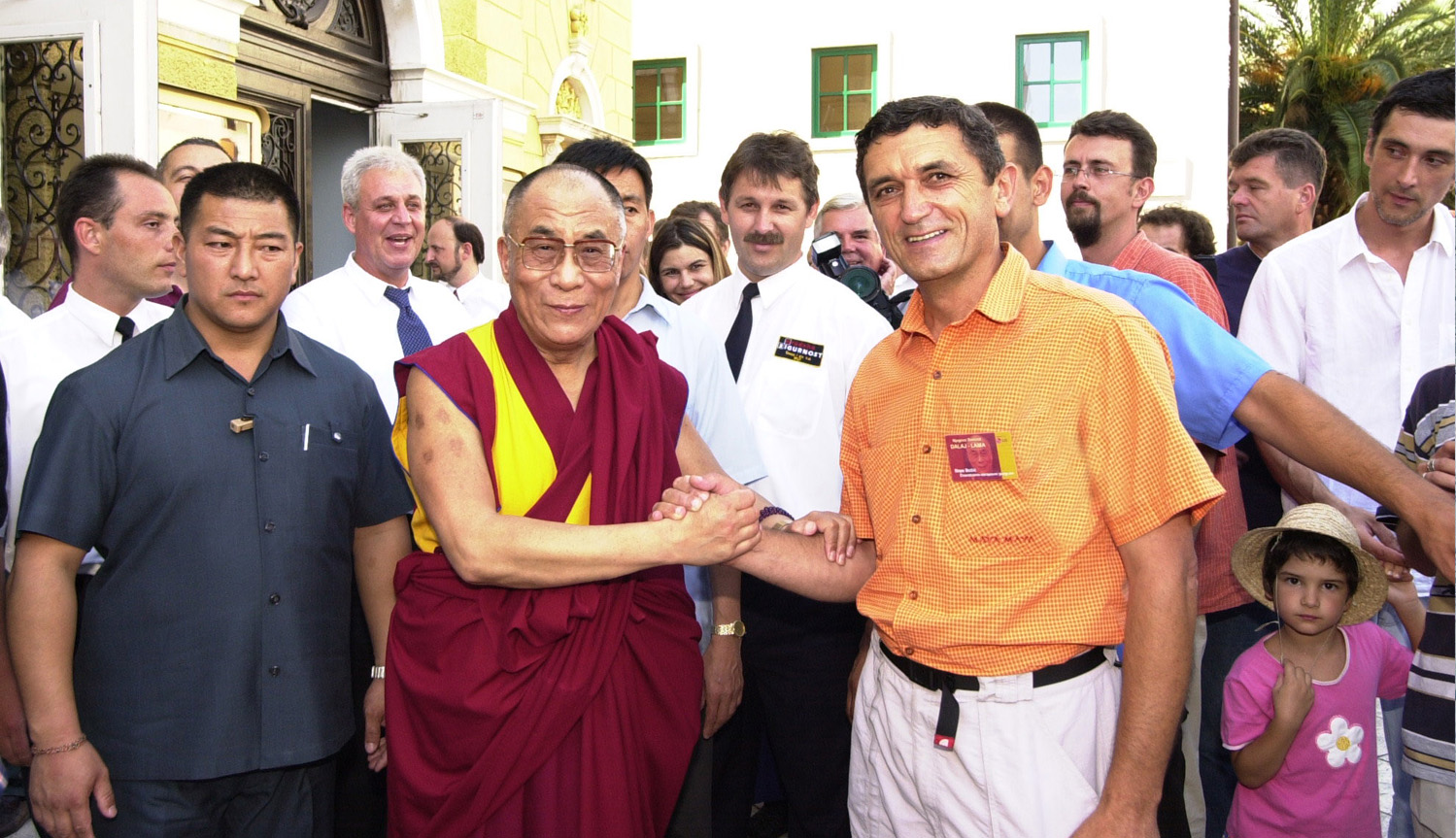 World citizen – With Dalai Lama